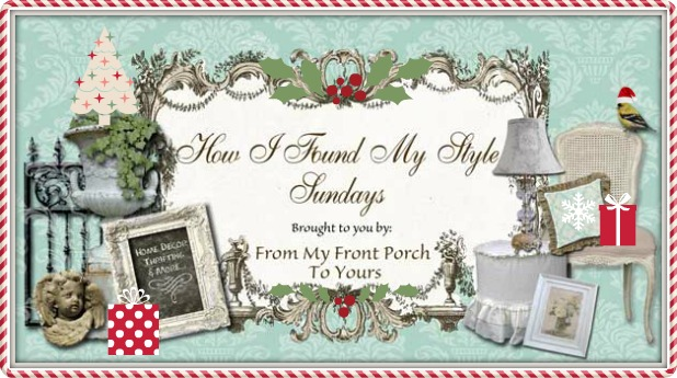 How I Found My Style Sundays- Christmas Edition- From My Front Porch To Yours