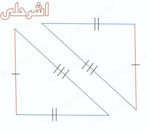 مسلمة التطابق بثلاثة اضلاع