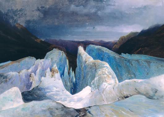 Glacier, Thomas Ender