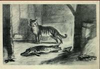 щука и кот крылов