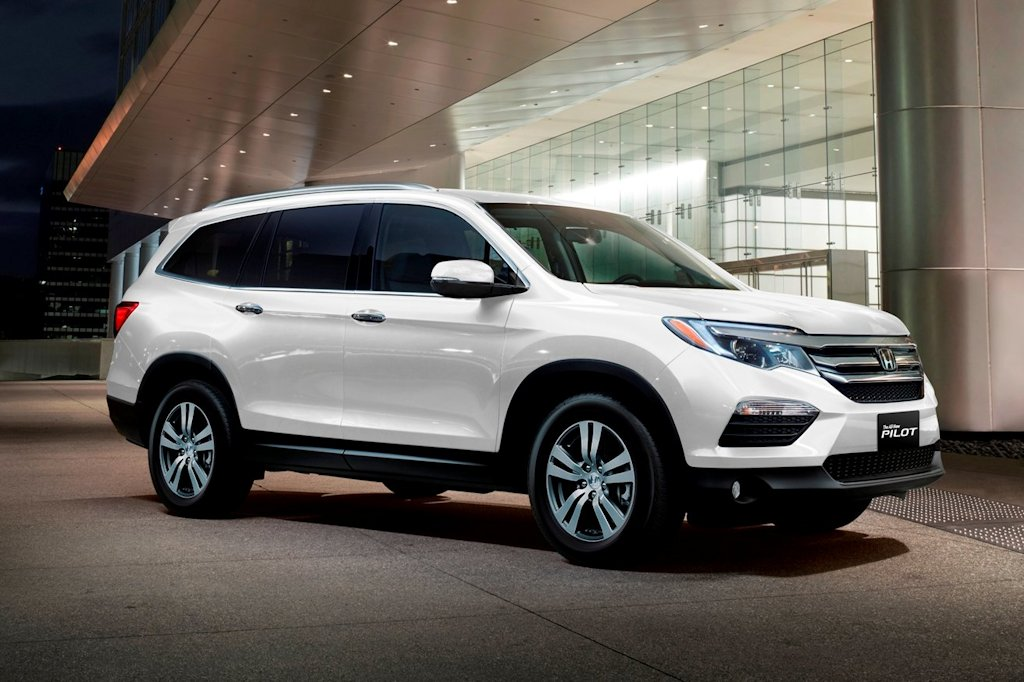 Just A Year After Its Launch In The North American Market, Honda Cars  Philippines Welcomes The Arrival Of Its First Class SUV: The Pilot Back To  The ...