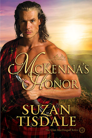 McKenna's Honor: Clan MacDougall by  Suzan Tisdale