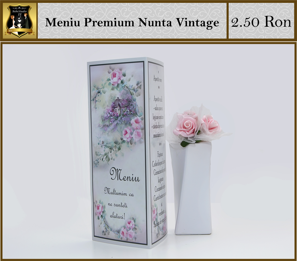 set-nunta-vintage