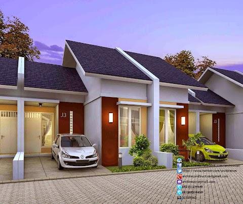 Jasa Desain Rumah Minimalis Type 36 | 082.33333.9949