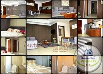 Disewakan Apartemen Denpasar Residence Kuningan City Jakarta