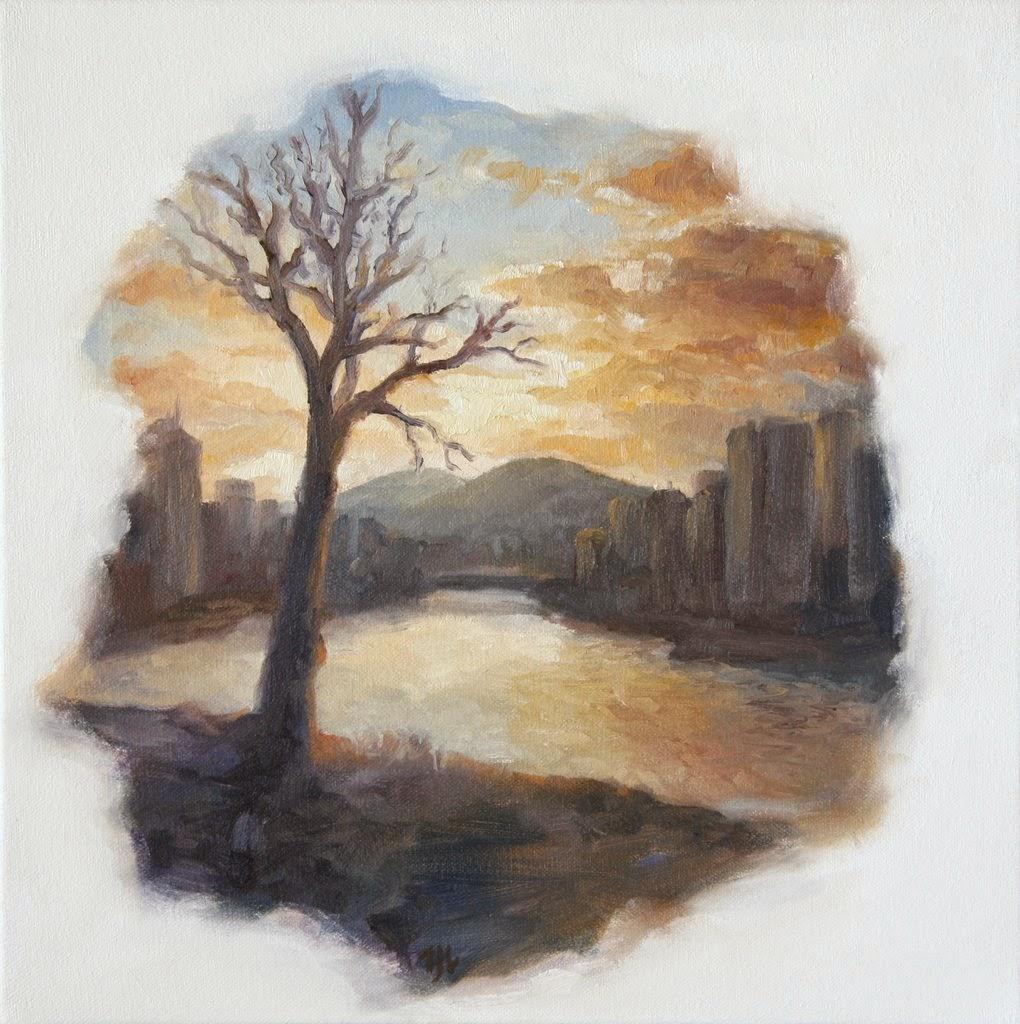 Uma Questão de Contexto - Matthew Weathers e suas pinturas | O pintor da luz
