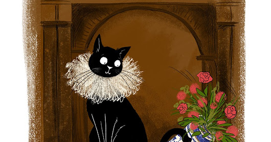 Shakespearean Kitty