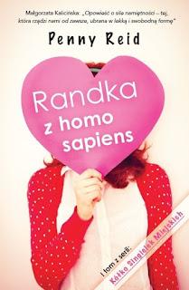 Randka z homo sapiens - Penny Reid