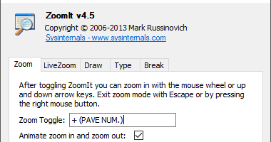 Luc's PowerPoint blog: Zoom in while presenting - PPT 2013