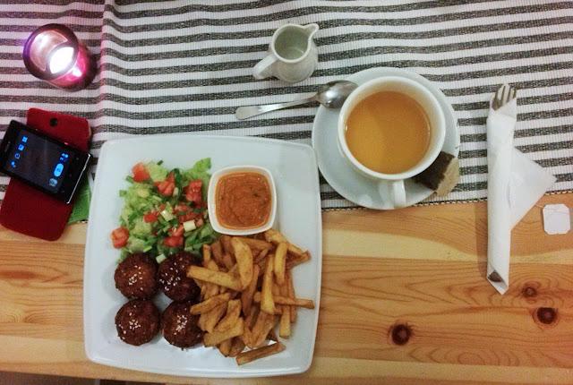WEGAŃSKIE MIEJSCA: Flow Food (Białystok)