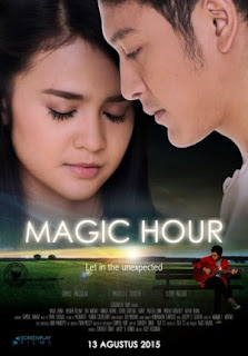 Download Film Magic Hour (2015)