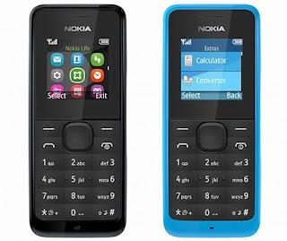 Harga Nokia 105 Terbaru
