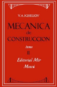 Mecánica de Construcción, Tomo II