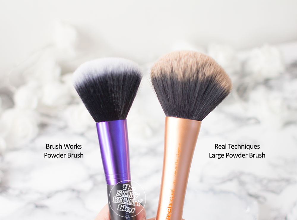 Invogue Brush Works Powder Brush Review