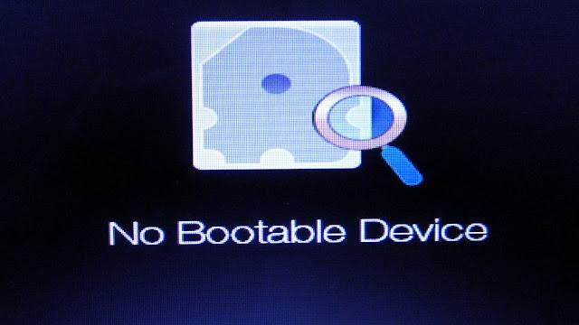 Muncul No Bootable Device Setelah Update BIOS di Laptop Acer E5-475G atau E5-476G? Ini Cara Memperbaikinya!