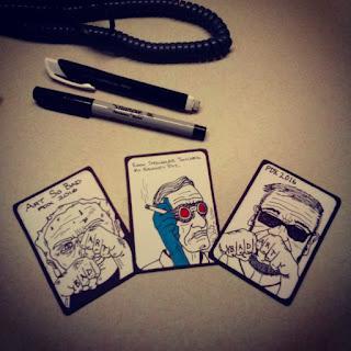 Random Character Designs by Patrick Valdez