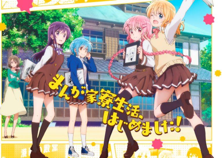 Download OST Opening Ending Anime Comic Girls Full Version