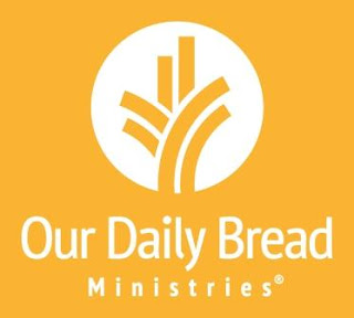 Our Daily Bread 3 October 2017 Devotional – Conceived in Crisis