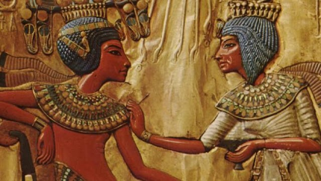#Mistery from the past : The tomb of Queen Ankhesenamun,the second wife of KingTutankhamon was discovered
