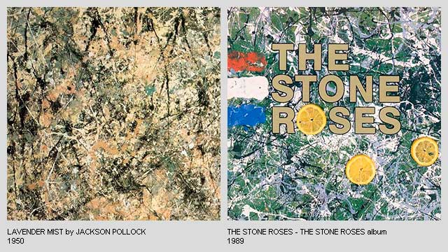 Lavender-Mist-by-Jackson-Pollock-The-Stone-Roses-Album-by-The-Stone-Roses