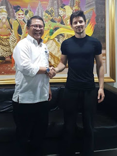 Pavel Durov, Pendiri dan CEO Telegram