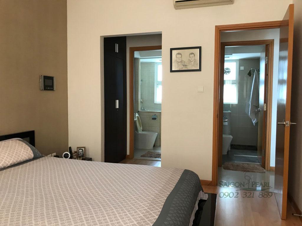 {Ruby 2 Saigon Pearl} cho thuê căn hộ 3PN tầng cao nội thất đẹp - hình 6