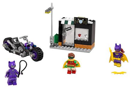 LEGO 70902 - Motocykl Catwoman™