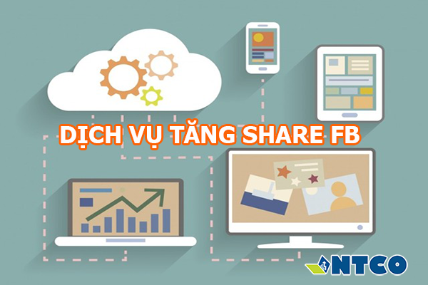 dich vu tang share facebook