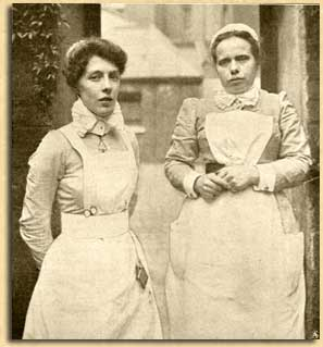 Certificated Nurse and Matron
