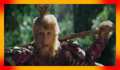 """""""Monkey"""" was a Shaolin Monk!"""