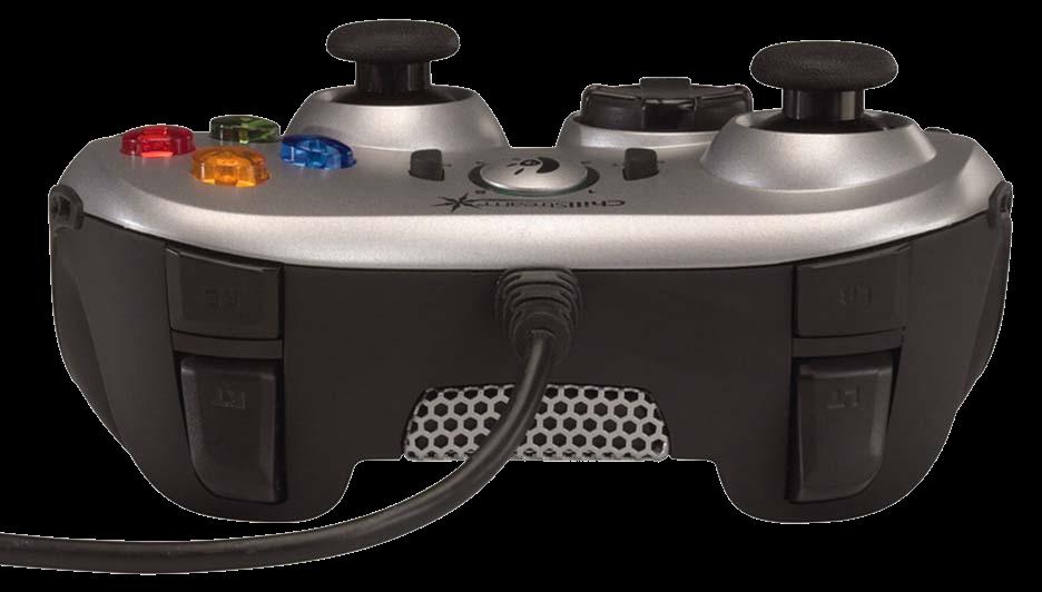 e54de948f71 Всё о геймпадах.: Logitech ChillStream™ (снят с производства).