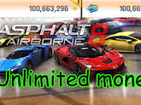 Asphalt 8 MOD 3.2.1b Airborn APK + Data Unlimited All Android Terbaru Download Gratis
