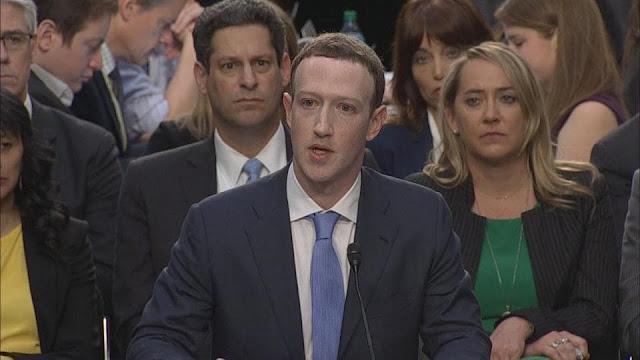 Mark Zuckerberg deixou em aberto a possibilidade de o Facebook processar a Cambridge Analytica
