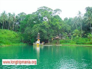 Tempat Wisata Taman Mumbul Sangeh Badung Bali