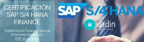 Curso SAP S4HANA - Consultoria-SAP