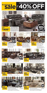Ashley Home Furniture Flyer July 29 – August 16, 2017