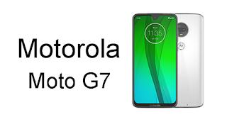 سعر و مواصفات هاتف motorola moto G7