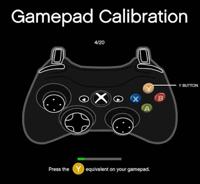 cara setting tombol gamepad calibration gta v di pc