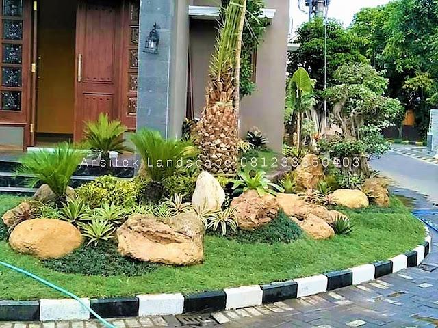 jasa tukang taman dan pembuatan taman