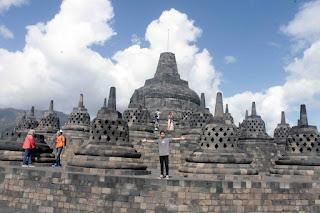 Candi Borobudur 2