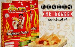 [REVIEW] Mr. Dower, Jajanan Favorit Dari Malang