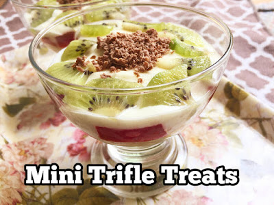 mini trifle