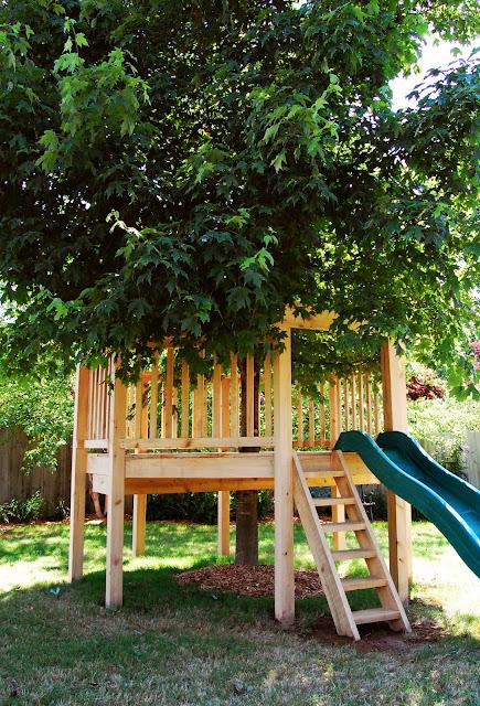 Octagon Treehouse