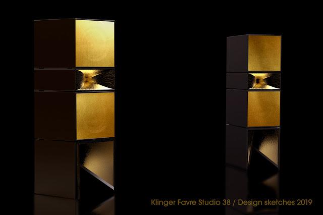 Klinger Favre Studio 38