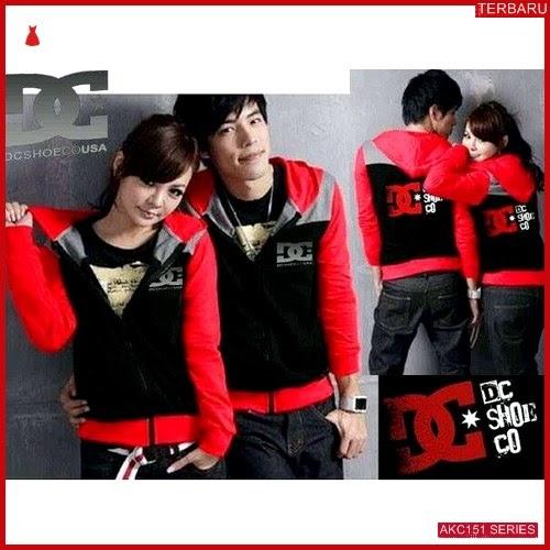 AKC151J75 Jaket Couple Pasangan Anak 151J75 Pasangan DC BMGShop