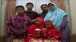 Ini Wajah Para Pelaku Bom Gereja di Surabaya, Perhatikan Baik-Baik, Ada Yang Kenal?