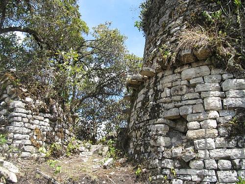 Sitio Arqueológico La Congona
