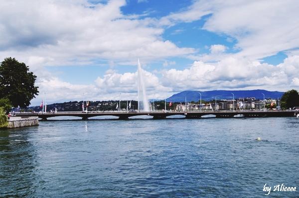 Jet d'Eau-Geneva-obiectiv-turistic