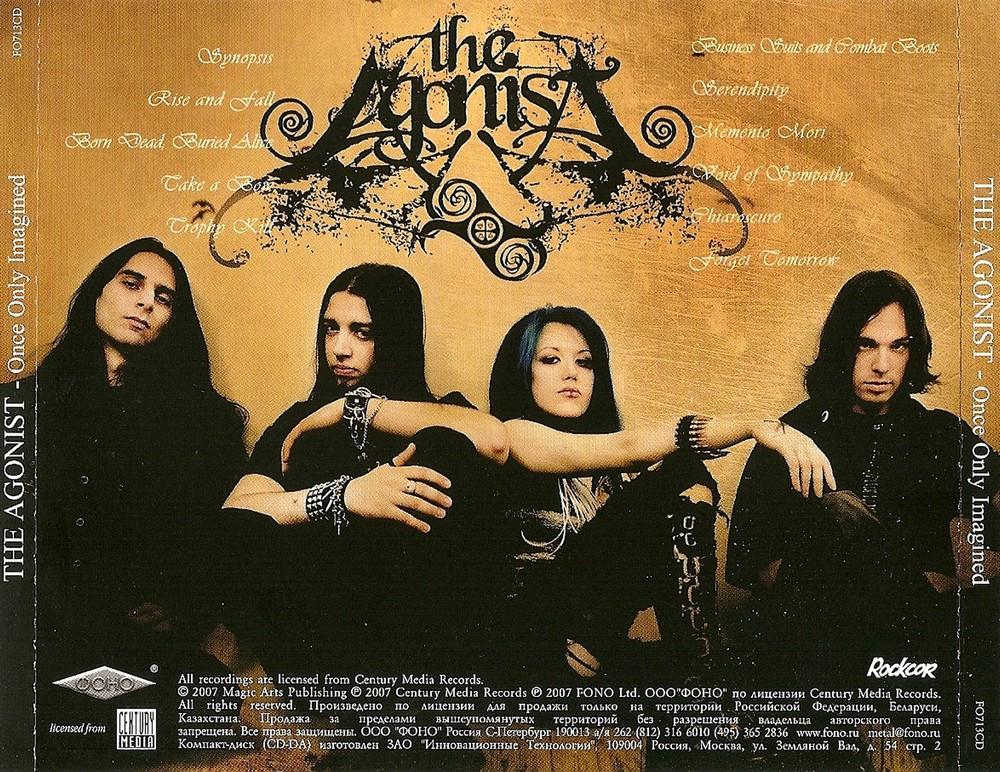 CD THE AGONIST BAIXAR