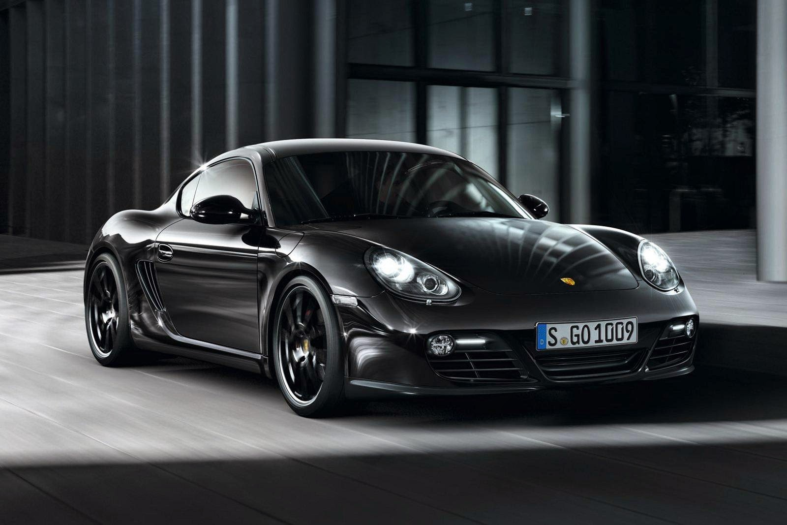2014 New Porsche Cayman